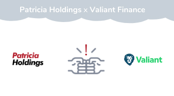 Patricia Holdings Partners With Valiant Finance To Help Australian Entrepreneurs Cash-flow Woes